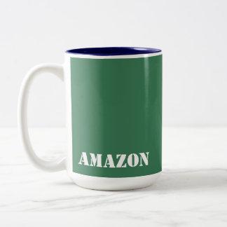 アマゾン ツートーンマグカップ