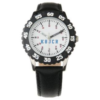 アマチュア無線の腕時計 腕時計