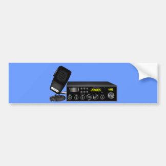 アマチュア無線 バンパーステッカー