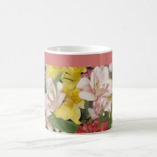 アマリリスのマグ コーヒーマグカップ