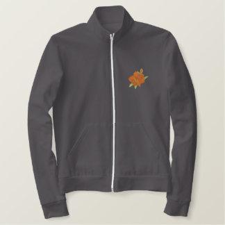 アマリリス 刺繍入りジャケット