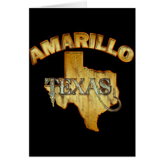 アマリロ、テキサス州 カード