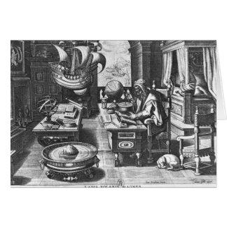 アマルフィのフラビオGioia カード