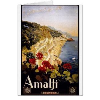 アマルフィ、イタリア カード