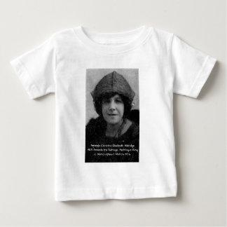 アマンダクリスティーナエリザベスAldridge ベビーTシャツ