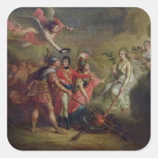アミアンの平和、1802年3月25日 スクエアシール
