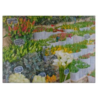アムステルダムのチューリップおよび花の市場 カッティングボード