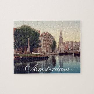 アムステルダムのパズル ジグソーパズル
