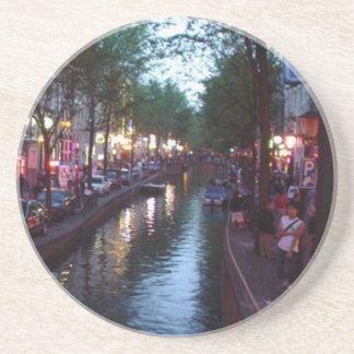 アムステルダムの夕べ コースター