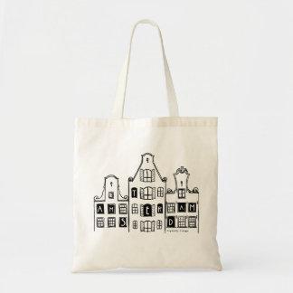 アムステルダムの家のバッグ トートバッグ