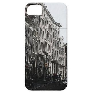 アムステルダムの建物 iPhone SE/5/5s ケース