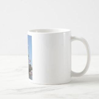 アムステルダムの木の帆船VOC -範囲 コーヒーマグカップ