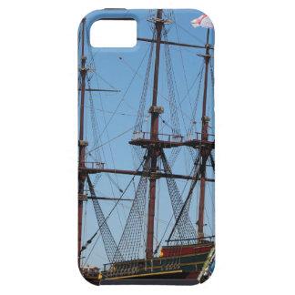 アムステルダムの木の帆船VOC -範囲 iPhone SE/5/5s ケース