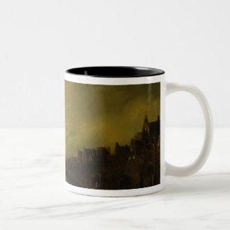 アムステルダムの炎 ツートーンマグカップ