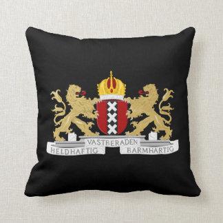 アムステルダムの紋章付き外衣 クッション