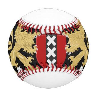 アムステルダムの紋章付き外衣 野球ボール