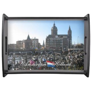 アムステルダムオランダ トレー