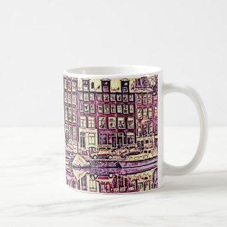 アムステルダム コーヒーマグカップ