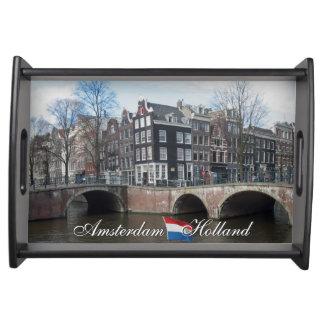 アムステルダム トレー