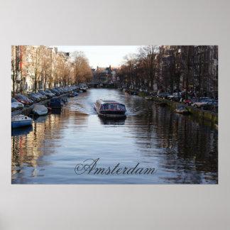 アムステルダム ポスター