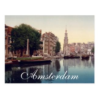 アムステルダム ポストカード