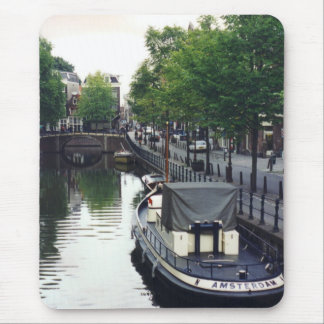 アムステルダム マウスパッド