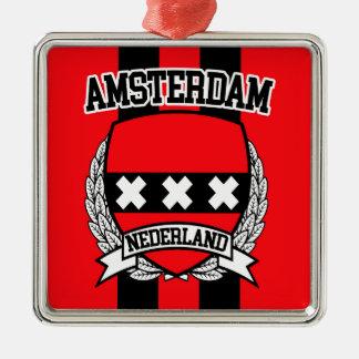 アムステルダム メタルオーナメント