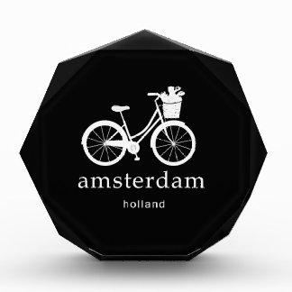 アムステルダム 表彰盾