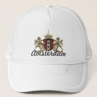 アムステルダムxxx都市紋章の帽子 キャップ