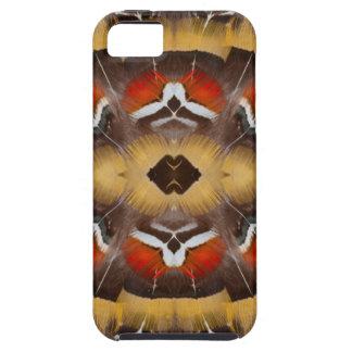 アムハーストPheasant Feather Design女性 iPhone SE/5/5s ケース