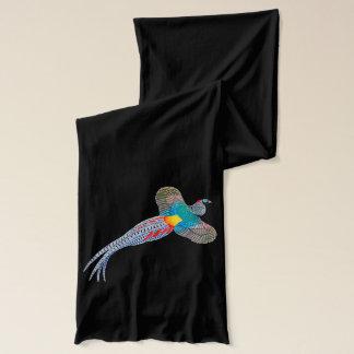 アムハーストPheasant Scarf飛んでいるな女性 スカーフ