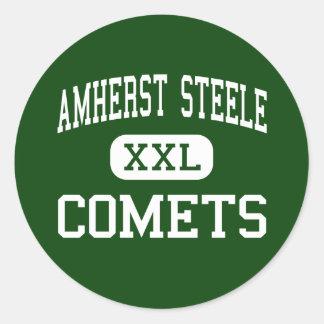 アムハーストSteele -彗星-高アムハーストオハイオ州 ラウンドシール