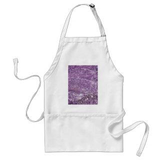 アメジスト-紫色の水晶 スタンダードエプロン