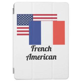 アメリカおよびフランスのな旗 iPad AIR カバー