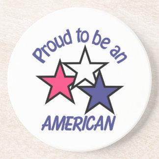 アメリカがあること誇りを持った コースター