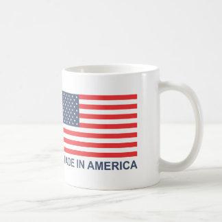 アメリカで作られる コーヒーマグカップ