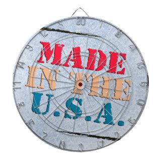 アメリカで作られる ダーツボード
