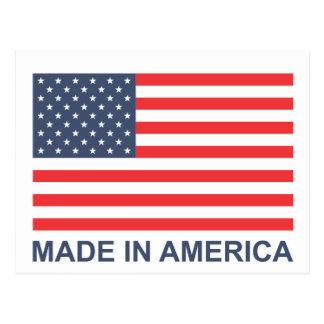 アメリカで作られる ポストカード