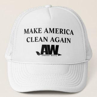 アメリカにきれいな帽子を再度して下さい キャップ