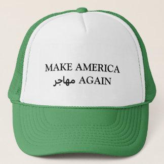 アメリカのمهاجرを再度作って下さい キャップ