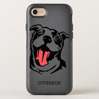 アメリカのいじめっ子かピットブル オッターボックスシンメトリーiPhone 7 ケース