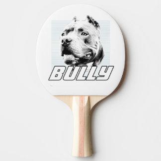 アメリカのいじめっ子犬 卓球ラケット