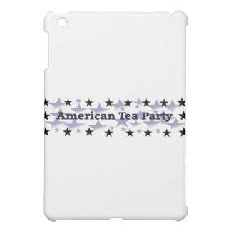アメリカのお茶会の政治ギア iPad MINIケース