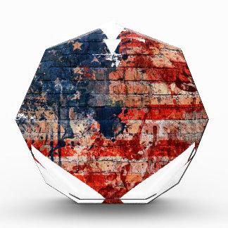 アメリカのための愛 表彰盾