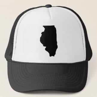 アメリカのイリノイ州 キャップ