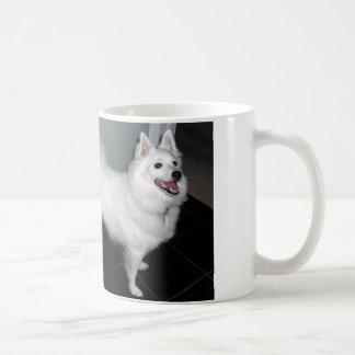 アメリカのエスキモーのマグ コーヒーマグカップ
