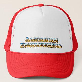 アメリカのエンジニアリング-トラック運転手の帽子 キャップ