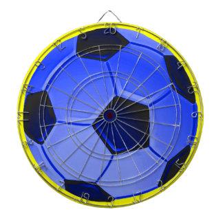アメリカのサッカーかアソシエーションフットボール ダーツボード