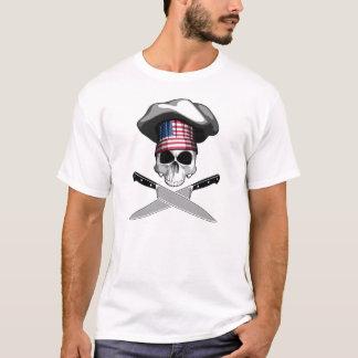 アメリカのシェフ Tシャツ