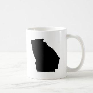 アメリカのジョージア州 コーヒーマグカップ